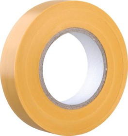 V02-7Y-13х15-10 (Изолента 0,13х15 мм желтая 10 метров)