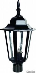 4103 С02 (Черный) Светильник улично-садовый 230В 60Ватт