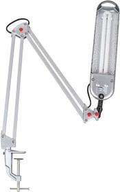 KD-008С С03 серебро (Светильник настольный,230V 11W)