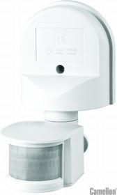 LX-16C/Wh, Белый (Электронный сенсор включения освещения, настенный, 180*)