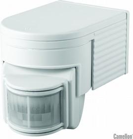 LX-118B/Wh, Белый (Электронный сенсор включения освещения, настенный, 180* )
