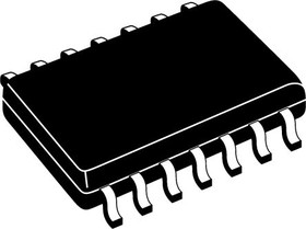 74LCX08M, AND Gate 4-Element 2-IN CMOS 14-Pin SOIC N Tube