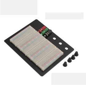BB-801-3S-4P, Плата макетная беспаечная 82 х 142 х 8,5 мм