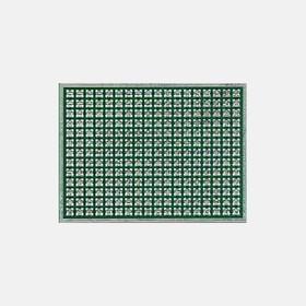 Плата макетная 74(80) х 100мм двусторонняя (соединение по 4)