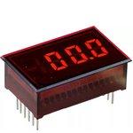 DMS-20PC-0-RL-C, Вольтметр цифровой, измерительная головка до 200мВ ...