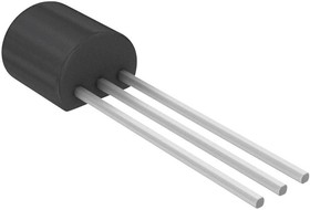 КТ3102ДМ (2017г), Транзистор NPN, 0.2А, 30В, h21e=200…500 [КТ-26 / TO-92] (ВС549С)