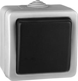 V01-43-V11-S (Выключатель 1-кл. (Grey), в сб. Marin)