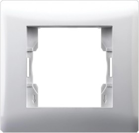 V01-11-A11-M (Рамка 1-мест. (бел), Magenta)