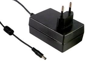 GS18E24-P1J, Блок питания, 24B,0.75A,18Вт (адаптер)