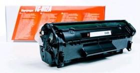 Картридж T2 Q2612A TC-H12A, черный