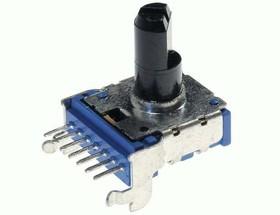 RK-1411G-A100K, 2 х 100 кОм, Резистор переменный