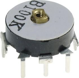 R-12N2, 1 кОм, Резистор переменный