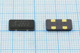 кварцевый резонатор 3.6864МГц в корпусе SMD 12x 5.5мм,с нагрузкой 30пФ, 3686,4 \SMD12055C4\30\ 30\/-40~85C\FB\1Г ECERA