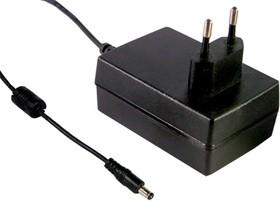 GS25E24-P1J, Блок питания, 24В,1А,25Вт (адаптер)