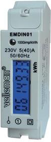 EMDIN01, Тарификатор на DIN-рейку