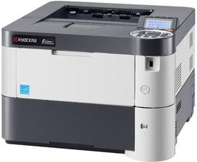 Принтер KYOCERA FS-2100DN лазерный, цвет: черный [1102ms3nl1/1102ms3nlv]