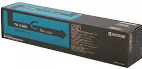 Картридж KYOCERA 1T02LKCNL0 TK-8305C, голубой