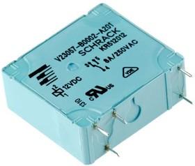 6-1393215-9, Power Relay 12VDC 15A SPDT(28mm 10.4mm 25.1mm) THT