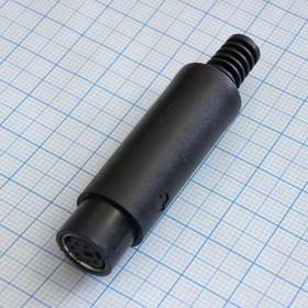 MDN-6J розетка кабельная