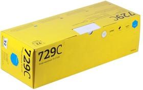 Картридж T2 TC-C729C голубой