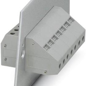 3001734, Conn Feed-Thru Adapter F/F 2/2 POS RA Wall Mount 76A