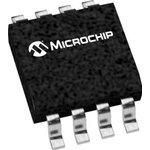 25C040-I/SN, EEPROM, 4 Кбит, 512K x 8бит, Serial SPI, 3 МГц, SOIC, 8 вывод(-ов)