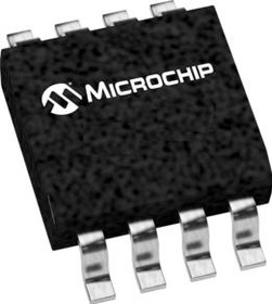 Фото 1/3 MCP4021-103E/SN, Digital Potentiometer 10kOhm 64POS Non-Volatile Linear Automotive 8-Pin SOIC N Tube