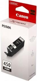 Картридж CANON PGI-450PGBK 6499B001, черный