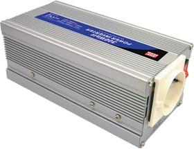 Фото 1/4 A302-300-F3, DC/AC инвертор, 300Вт, вход 24В, выход 230В(преобразователь автомобильный)