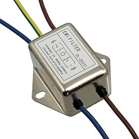 DL-2DX31, 2 А, Сетевой фильтр
