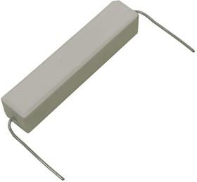 SQP 3 Вт 47 Ом, 5%, Резистор проволочный мощный (цементный)