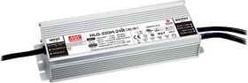 Фото 1/4 HLG-320H-48B, AC/DC LED, 48В,6.7А,321.6Вт,IP67 блок питания для светодиодного освещения