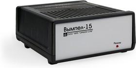 Фото 1/3 Вымпел-15, Устройство зарядное для свинцовых аккумуляторов 12В, 7А