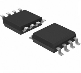 Фото 1/3 PIC12C508A-04/SM, Микроконтроллер 8-Бит, PIC, 4МГц, 768Б (512x12) OTP, 5 I/O [SO-8]