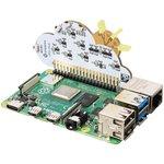 Фото 3/8 Малина V4 (1ГБ), Стартовый набор для начала работы с Raspberry Pi 4 Model B 1GB