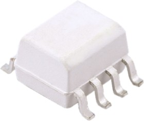 Фото 1/5 MOCD213M, Оптопара двухканальная с транзисторным выходом [SO-8]