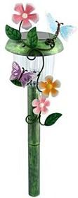 САД 1LED Лето Бабочка, Светильник садовый на солнечной батарее