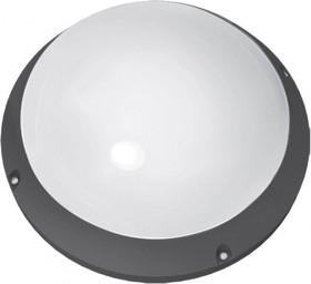 Фото 1/3 NBL-PR1-12-4K-BL-SNR-LED (94845), Светильник светодиодный с датчиком движения, 12Вт,черный