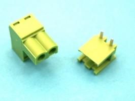 TB-06RA, Клеммник угловой 2 позиции, провод-плата