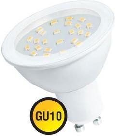 Фото 1/2 NLL-PAR16-3-230-3K-GU10 (94256), Лампа светодиодная 3(2.8)Вт,220В (теплый)