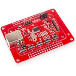USB I2S преобразователь 24bit/48kHz, PRIME chipdip, Преобразователь: USB - I2S. Разрешение 24 бит, частота дискретизации 48кГц