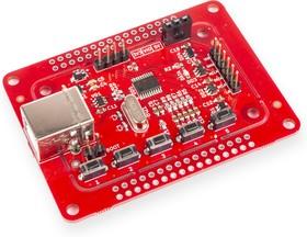 Фото 1/2 USB I2S преобразователь 24bit/48kHz, PRIME chipdip, Преобразователь: USB - I2S. Разрешение 24 бит, частота дискретизации 48кГц
