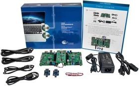 CY4541, Оценочный комплект, CCG4 2-портовый микроконтроллер Type-C, CCG4 дочерняя карта, USB 3.0
