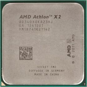 Процессор AMD Athlon X2 340, SocketFM2 OEM [ad340xoka23hj]