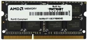Модуль памяти AMD R538G1601S2S-UO DDR3 - 8Гб 1600, SO-DIMM, OEM