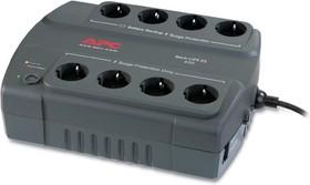 BE400-RS, Источник бесперебойного питания (ИБП/UPS), 400ВА/240Вт, антрацит