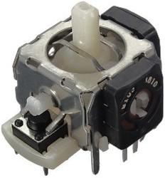 SJ11C-B100K, 100 кОм, 3D потенциометр (для джойстика)