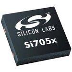 SI7057-A10-IM, Датчик температуры (ИС), Цифровой, ± 0.35°C, -40 °C, 125 °C, QFN ...