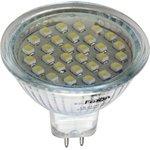 LB23, Лампа светодиодная 30 LED 2 Вт G5.3 белая 3300К(2700K)