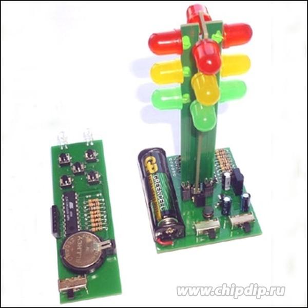 NT1500, Светофор игрушечный с
